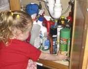 دسترسی کودک به مواد مسمومیت زا