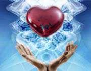 قلب در پناه خدا
