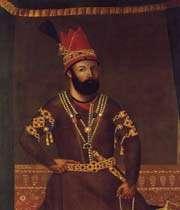 ایران در زمان نادر شاه