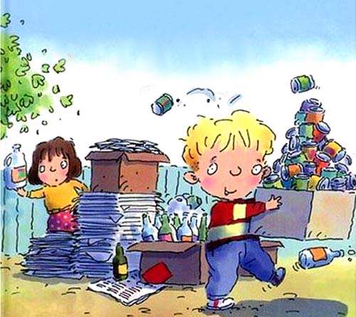 بازیافت زباله