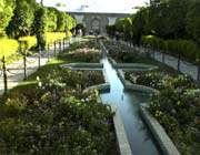 delgosha garden, shiraz