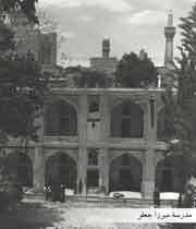 مدرسه میرزا جعفر