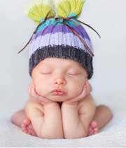 خواب آرام براي نوزاد شما