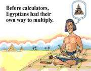 fast math in ancient egypt