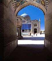 کاشان؛ زيارتي ترين شهر اصفهان