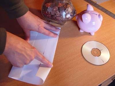 روکش کاغذي براي  cd