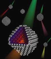 معرفی نقاط کوانتومی،روش های سنتزوکاربردهایش