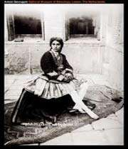 زنان قاجار-لباس