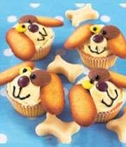 کیکهای کوچک برای بچههای کوچک