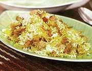 کنگرپلو؛ غذایی آهنین
