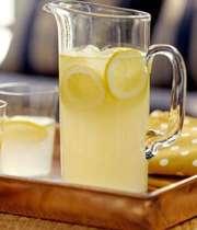 شربت آب لیمو
