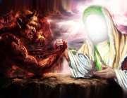 امام و شیطان
