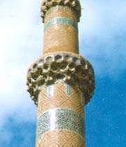 minaret de la mosquéedu vendred