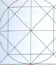création d'un motif par division du cercle