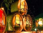 هتلهای لولهای در خدمت محیط زیست