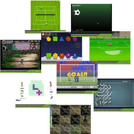 مجموعه فعالیت ها و بازی های آموزشی ریاضی دبستان