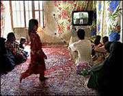افغانستان-ماهواره