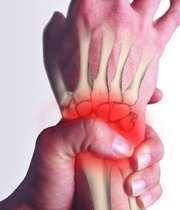 راههاي درمان درد مچ دست