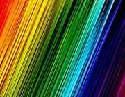 نیوتون، پاشندگی در مواد و طیف رنگ
