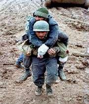 مجروح جنگی