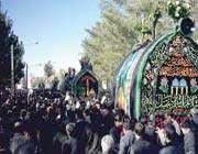 نامه حجتالاسلام قرائتي به عزاداران حسيني