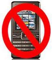 موبایل در مدرسه ممنوع