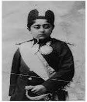 الاغ سوارى احمد شاه