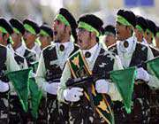 le corps d'armée des gardiens