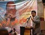 دفاع مجدد احمدي نژاد ازکردان