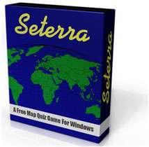 seterra (نرم افزار آموزش جغرافی)