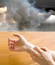 تاثیر آلودگی هوا بر پوست