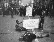 آخرین نوشته شهید 22 بهمن