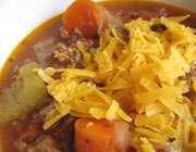 روش تهیهی سوپ بادمجان