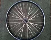 ساخت موتور حرارتی با چرخ دوچرخه