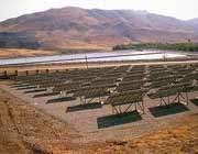 نیروگاه خورشیدی طالقان