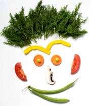 راز جوانی در تغذیه سالم (1)