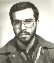 شهید سید علیرضا ترابی