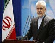 le premier vice-président iranien