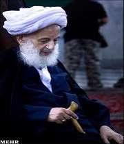 آیت الله مجتهدی تهرانی