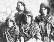 شکلگیری جمعیتهای زنان در قاجاریه