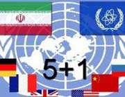 l'iran et le groupe 5+1