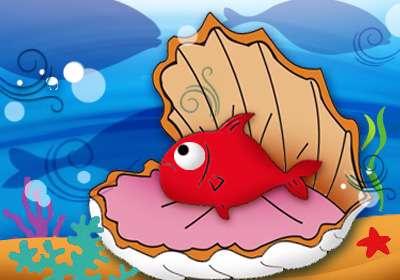 ماهی کوچولوی قرمز