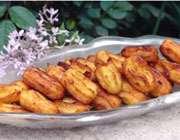 آشنایی با روش تهیهی سیب زمینی بامیهای