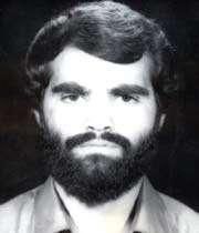 سردارشهید محمود شهبازی دستجردی