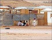 الفقر والبطالة في السعودية