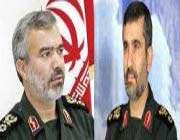 m. fadavi et le général hajizadeh