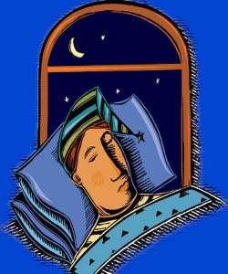 با خوابیدن خوب شوید