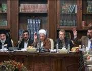 احمدی نژاد در مجمع تشخیص مصلحت نظام