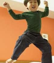 کودکانی که بیش از حد فعالند