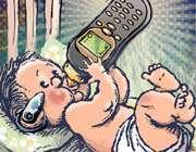 کودکان و تلفن همراه